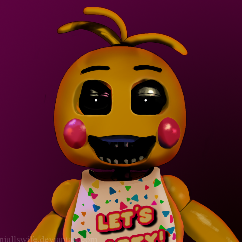 Toy Chica by NiallsWife