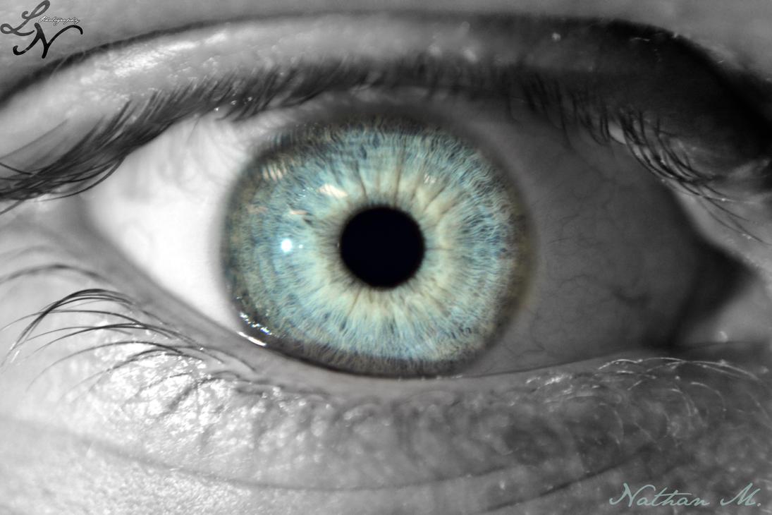 Eye Project: Lightning by ShineeDragon