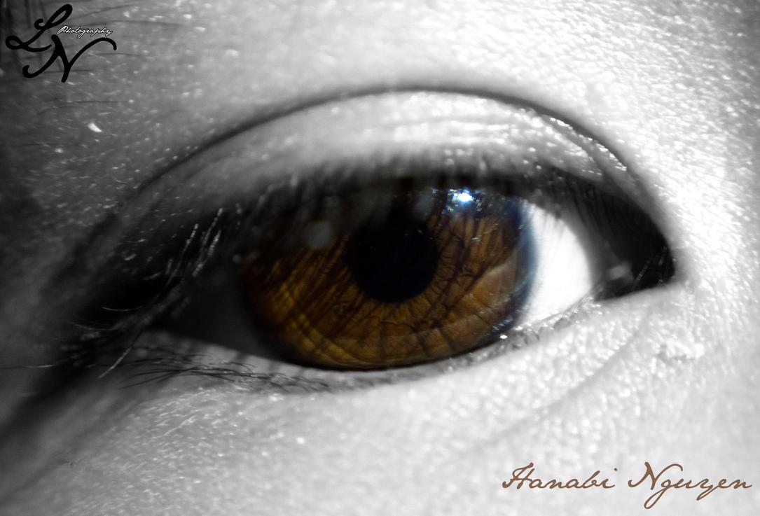 Eye Project: Unfocused by ShineeDragon