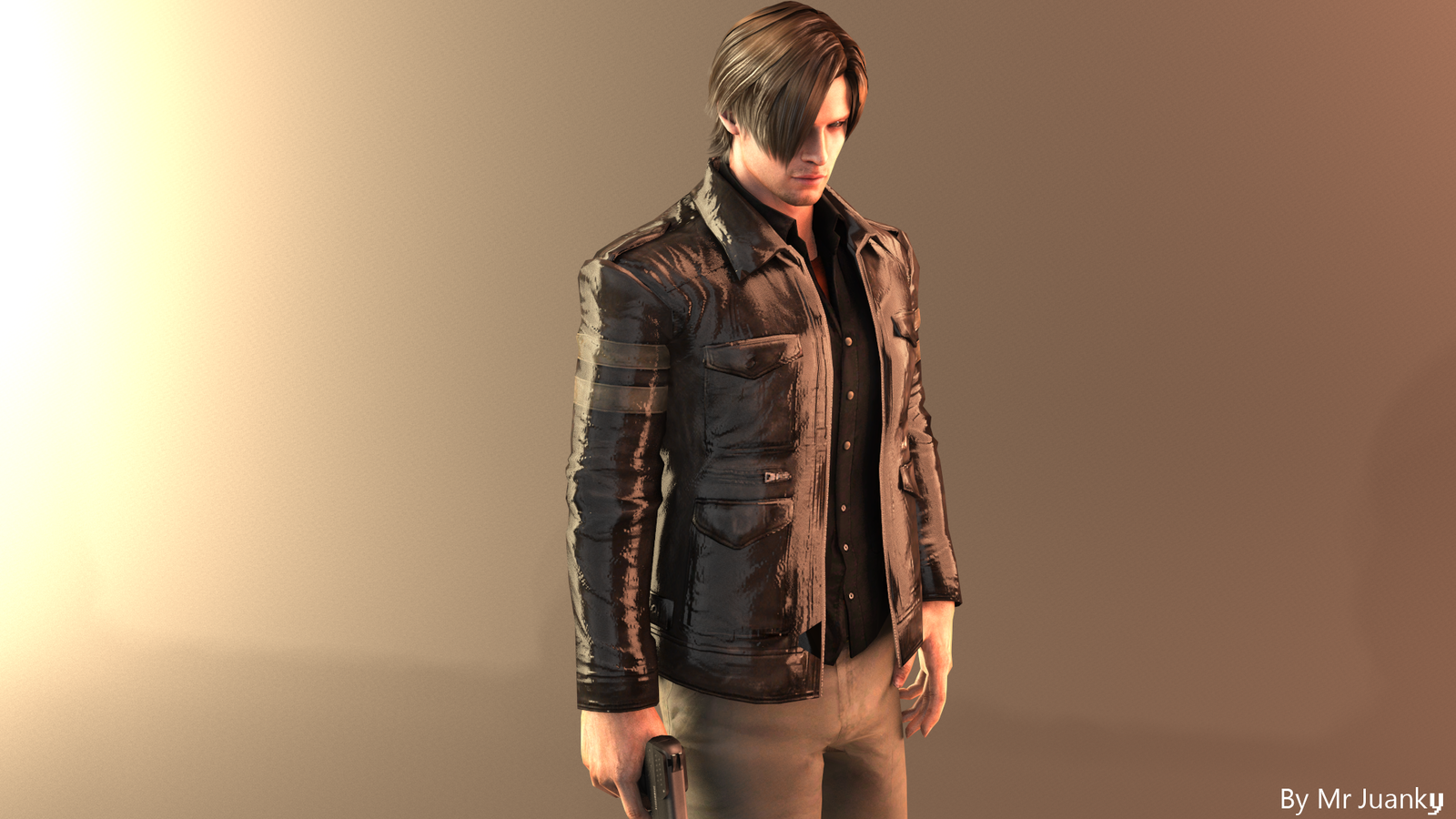 Leon S. Kennedy RE6 by mr-juanky