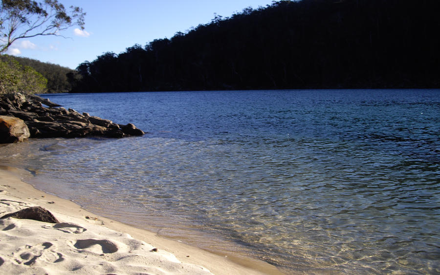 The Creative Writing, Beach Relaxing