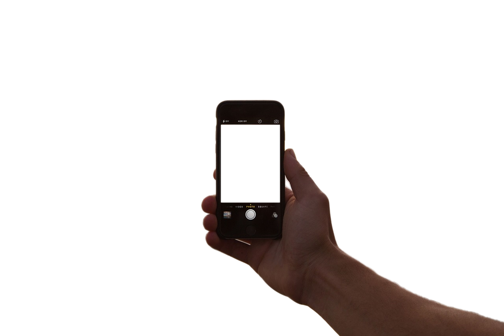 iphone hand png. hand + iphone by witchoria iphone png