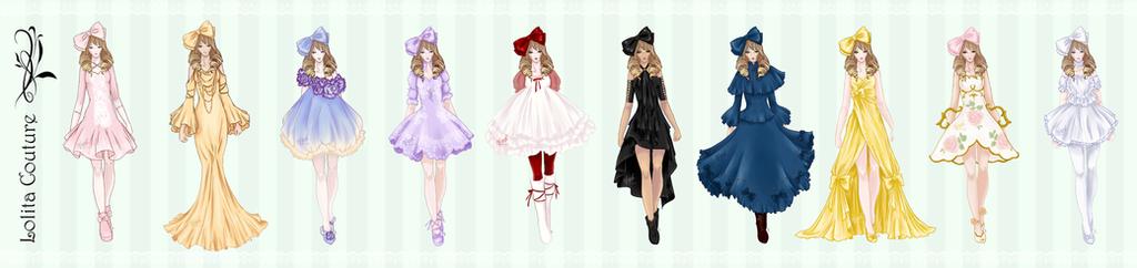 Lolita Couture by Flurryfox