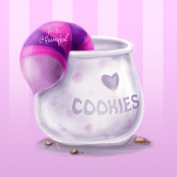 Cheshire Cookies by Flurryfox