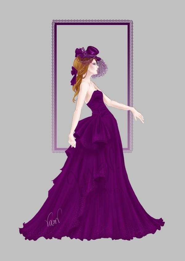 Royal Catwalking by Flurryfox