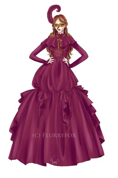 Cyrano's Identity by Flurryfox