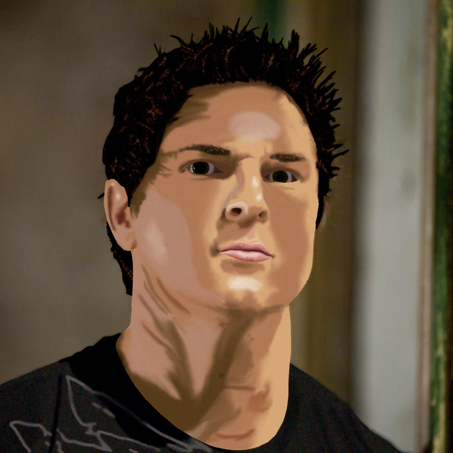 Zak Bagans of Ghost Adventures by Genesis19
