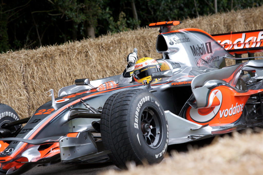 Lewis Hamilton by dhatt1