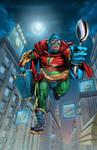 Superhero FondueFoondex