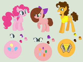 CheesePie Family by princessunicorn123