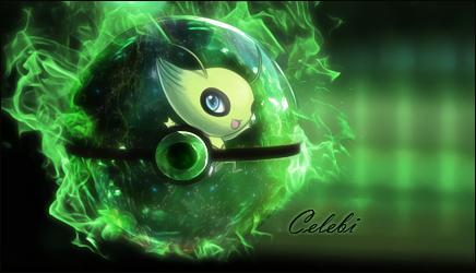 The Pokeball of Celebi - Mini version by blazigatr