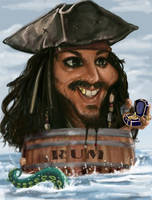 Captain Jack by rico3244