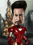 Iron Man-Robert Downey Jr.