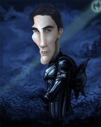 Batman Christian BAle by rico3244