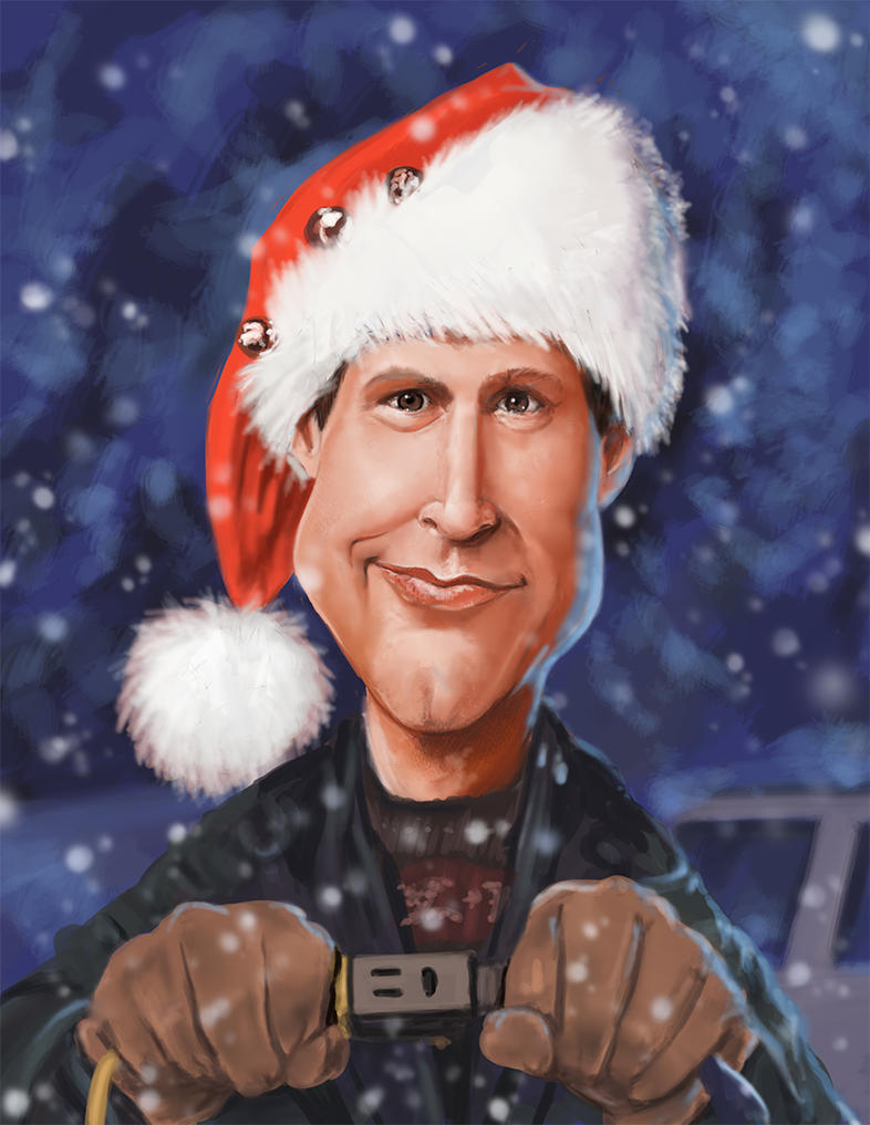 christmas vacation clark w griswold by rico3244 - Clark Griswold Christmas Vacation