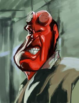 Hellboy Sk