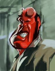 Hellboy Sk by rico3244