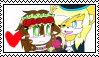 EvanXMora Stamp by Poussi-Chan57