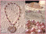 Think Pink III Necklace