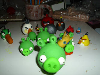 Angry Birds: PIG RAID!!! by Dreamcraft-Studios