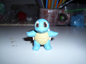 Squirtle Prototype Sculpt by Dreamcraft-Studios