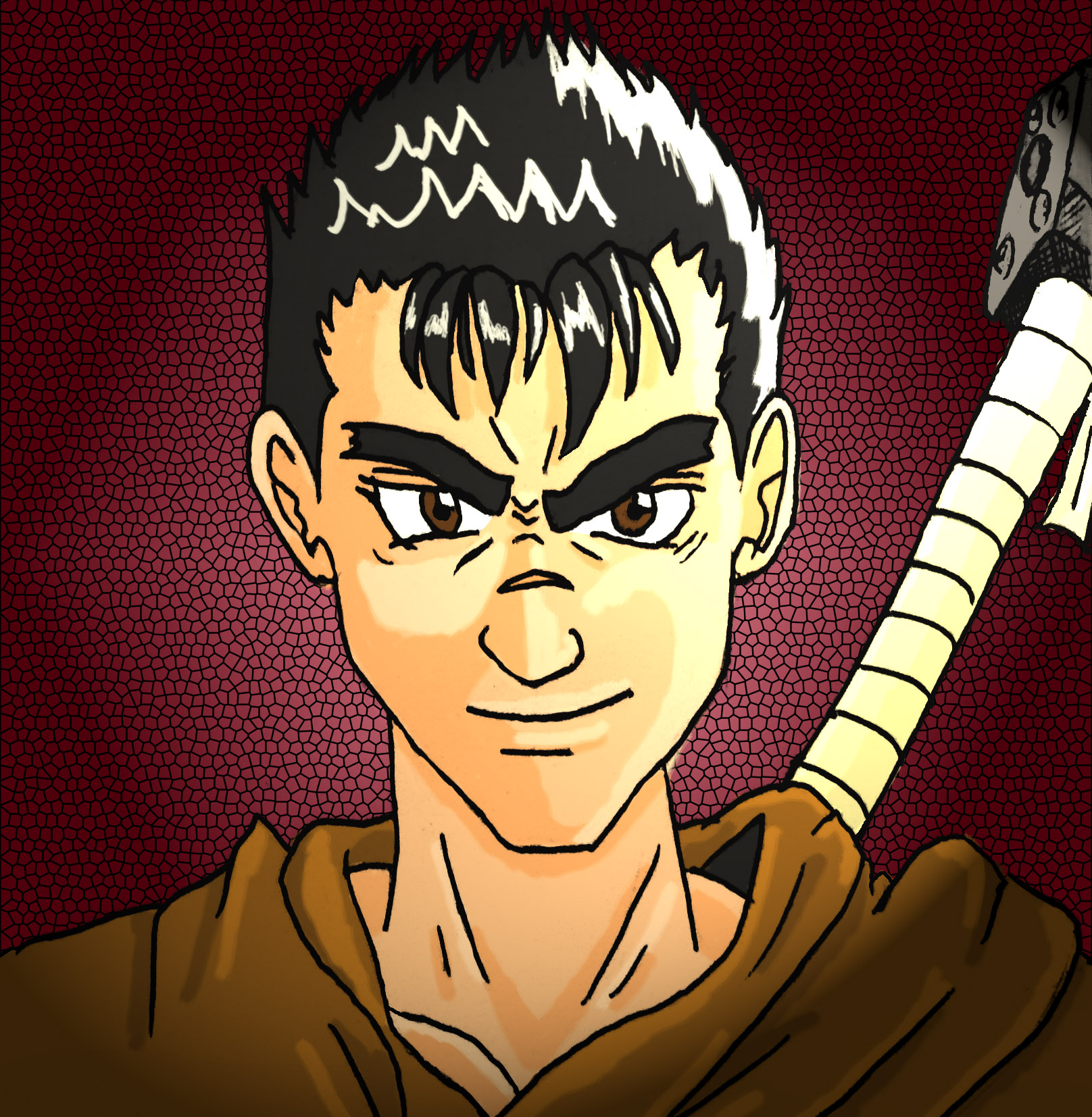 Guts by lordnickage