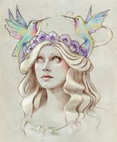 Vana - Silmarillion by LaurenCherry
