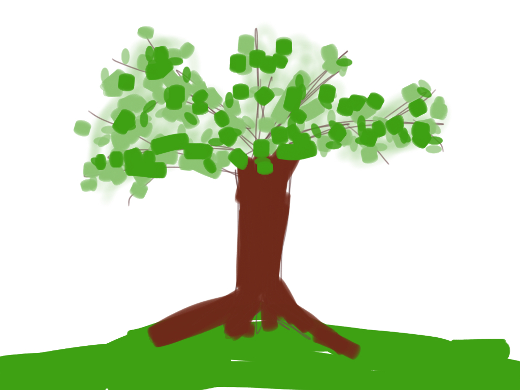 Tree by muteor