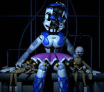 Ballora in Parts and Service