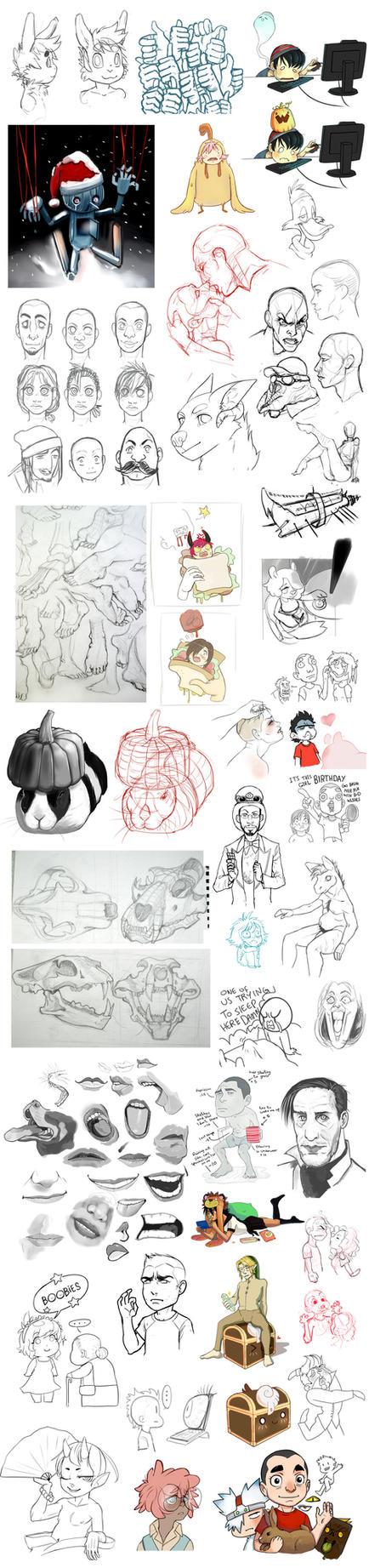 Tumblr Dump 2013 - 2014 by Tai-Porto