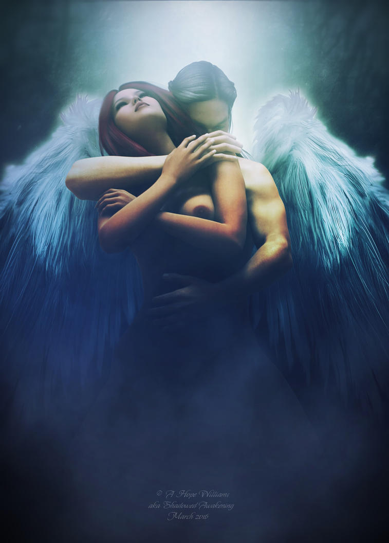 Eternal Embrace by Shadowed-Awakening