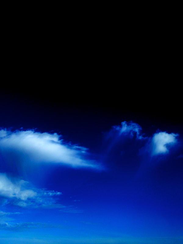 Black and blue by Stu-mo