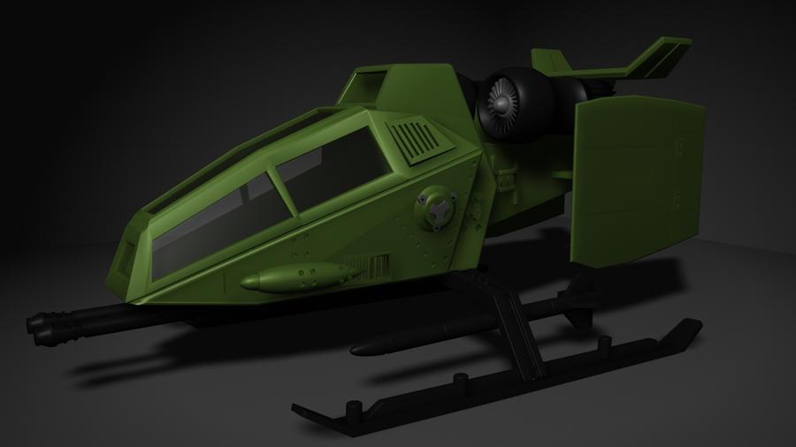 Skyhawk 3d model by thatwhitefox on deviantart for Deviantart 3d models