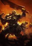 Orks warfare