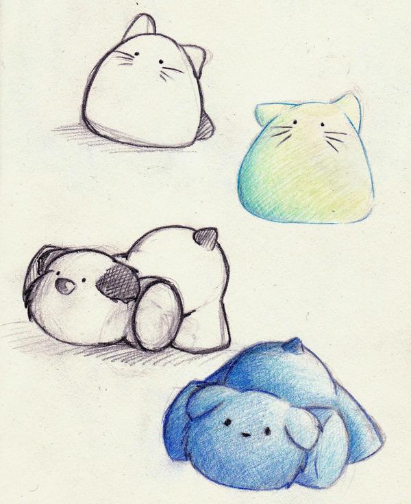 . Cute Stuffed Animal Design . by Yusura on DeviantArt