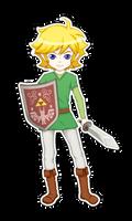 Link~ The Minish Cap