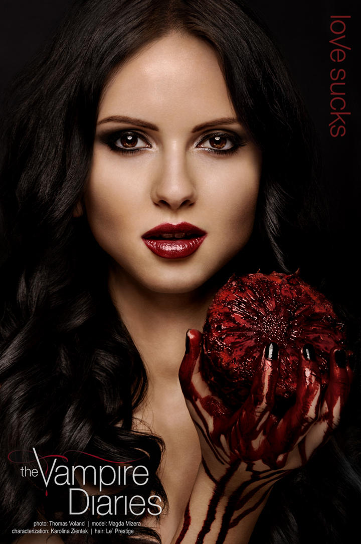 The Vampire Diaries photo cosplay: Katherine