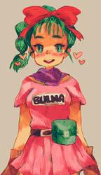 Bulma by dr4cky