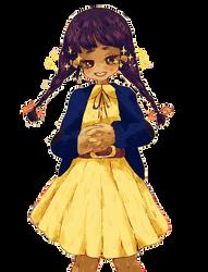 mitsuami girl by dr4cky