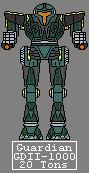 GDII-1000 Guardian by GratefulReflex