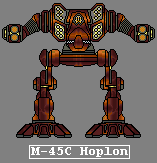 M-45C Hoplon by GratefulReflex