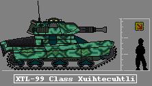 XTL-99 Class Xuihtecuhtli by GratefulReflex