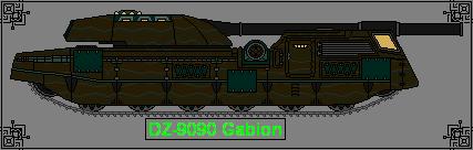 DZ-9090 Gabion by GratefulReflex