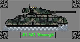 JU-363 Simurgh (2053) by GratefulReflex