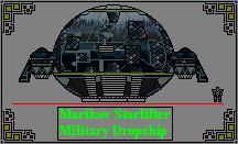 Marikov Starlifter Dropship by GratefulReflex