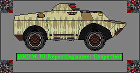 BRDM-10 Reporting Name: Grapeshot by GratefulReflex