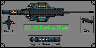 CT-14 Towhee Class by GratefulReflex