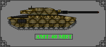 AMT-40 MBT by GratefulReflex