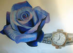 Rose and Watch