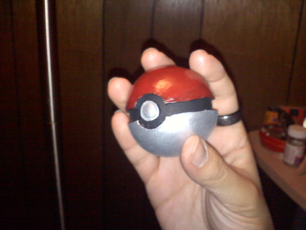 Pokeball by jamescolegrade